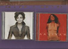Janet Jackson : Design of a Decade 1986-1996 + AALIYAH / TWO CD Albums