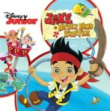 Jake And The Neverland Pirates, Jake And The Never Land Pirates, Audio CD, New,
