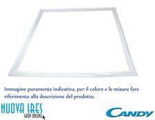 GUARNIZIONE PORTA FRIGORIFERO FRIGO BIANCA 58X70CM MAGNETICA CANDY CONGELATORE