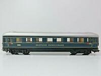 Blauer Schnellzugwagen 2.Kl B4ü der DB,Blech,Märklin HO,346/6 ,HB
