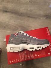 Nike Air Max 95 Premium trainers Womens Ladies  uk 5.5 BNIB Genuine Grey Colour