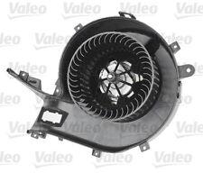 OPEL SIGNUM 3.2 Interior Blower Motor 2003 on Z32SE Heater Valeo 1845079 1845111