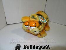 1980 Garfield & Company Plush Stuffed Animal Toy Tag Vintage