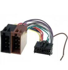 Pioneer Avh-3100dvd Avh3100dvd Power Wiring Harness Loom Lead iso Connection