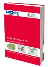 MICHEL Europa-Katalog 2021 Band 4 (E4) Iberische Halbinsel