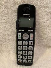 Panasonic KX-TGEA40B Dect 6.0 Digital Cordless Handset only for KX-TGE474S