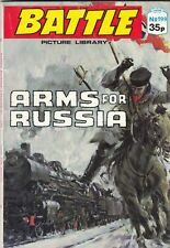 BATTLE PICTURE LIBRARY - No 199   ARMS FOR RUSSIA