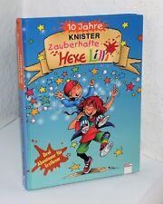10 Jahre Knister zauberhafte Hexe Lilli