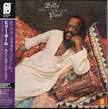BILLY PAUL-WHEN LOVE IS NEW-JAPAN MINI LP CD Ltd/Ed D99