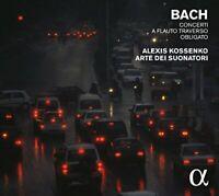 Alexis Kossenko - C.P.E Bach: Concerti A Flauto Traverso Obligato [CD]