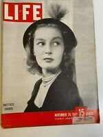 Life Magazine November 24 1947 The Movie Hearings Laurence Olivier June Lockhart