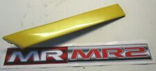 Toyota MR2 MK2 Import Spec Yellow Passenger Side Wing Rub Strip -  Left Side