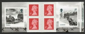GB 2019 D DAY 75TH STAMP BOOKLET