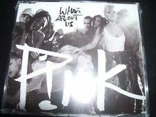 Pink What About Us EU CD Single – New