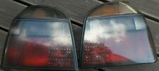 VW Golf MK3 Hella Magic Color, all black, rare! Tail lights, Volkswagen
