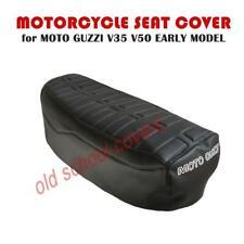 MOTORCYCLE SEAT COVER MOTO GUZZI  V35 V50 MK2 MKII  correct pattern