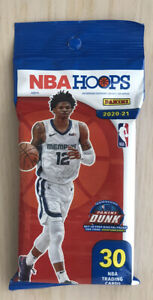 2020-21 NBA Hoops Cello Fat Pack Possible Ball Edwards Rookies