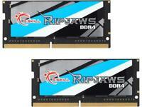 G.SKILL Ripjaws Series 16GB (2 x 8GB) 260-Pin DDR4 SO-DIMM DDR4 2400 (PC4 19200)