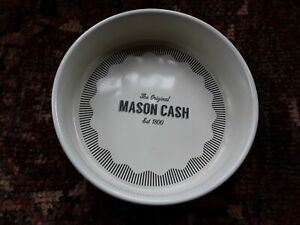 Mason Cash Ceramic Cat Dish