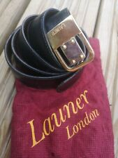 Launer London Mens Belt gucci italy