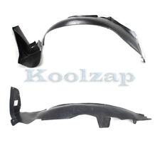 00-05 Chevy Impala Front Splash Shield Inner Fender Liner Left & Right PAIR SET