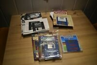 Amiga Atari ST Borodino Football Gretzky Hockey Ultimate Golf Disketten Konvolut