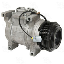 Four Seasons 158881 New Compressor And Clutch