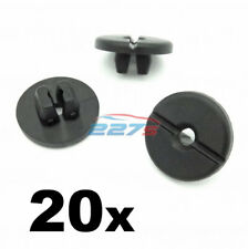 20x EXPANSION écrous/contre-écrous/vis oeillets CLIPS bordure - OPEL 90506890