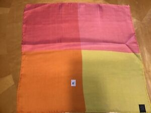 100% Silk Pocket Squares Solid And Multicolor