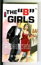 "THE ""B"" GIRLS by Tomm, rare US Playtime #755 sleaze gga pulp vintage pb"