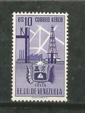 VENEZUELA Scott# C355 ** MNH Zulia 10 bs. 1951