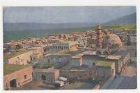 Palestine, Tiberias Postcard, B215