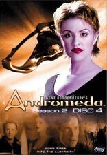Andromeda - Season 2: Vol. 4 (DVD, 2003) BRAND NEW! FACTORY SEALED! FREE SHIP!