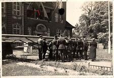 12021/ Originalfoto 11,5x17,5cm, Braunschweig Segelflieger, ca. 1941