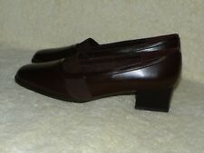Womens Softflex-Hush Puppies Shoes Size 8 1/2 M Brown, Dress or casual Pumps
