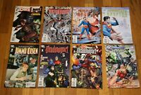 Mixed DC Comics Lot Superman World of Krypton Jimmy Olsen Shadowpact Mr Terrific