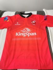 Ulster rugby shirt 2018/19 European Jersey Size L