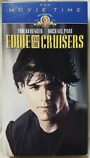 Eddie and the Cruisers (VHS, 1998, Movie Time)