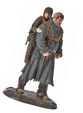 Hodor and Bran Stark Action Figure - HBO Game of Thrones Dark Horse Collectable