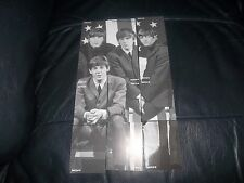 THE BEATLES USA CONCERT POSTERS TRADING CARDS FULL SET ALSO  PICTURE REVERSE!