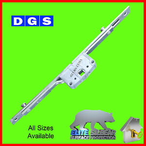 UPVC Window Locks Inline Espag PVC Gearbox Locks Mechanism DGS Replacement MACO