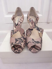 L.K. Bennett Women's 100% Leather High Heel (3-4.5 in.) Shoes