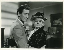 GUY ROLFE ANITA EKBERG THE ALPHABET MURDERS 1965 VINTAGE PHOTO ORIGINAL #1