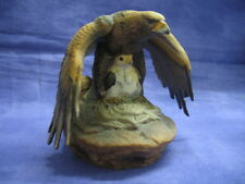 1980 Ski Country Decanter Golden Eagle  Mini 4 1/2 Inches Tall