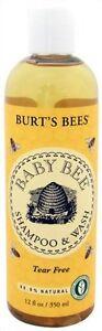 Burt's Bees Baby Bee Shampoo & Wash 12 fl oz