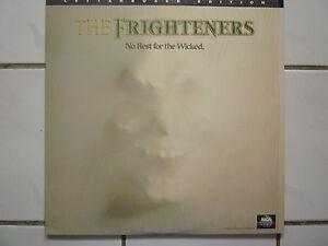 The Frighteners (Horror Comedy Peter Jackson Michael J. Fox US Laserdisc 1996!!)