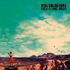 NOEL GALLAGHER'S HIGH FLYING BIRDS WHO BUILT THE MOON? 2017