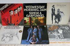 Schallplatten kleine Sammlung