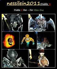 Diablo 3 RoS Xbox One - Tier/Pet/Begleiter Packet - 10 Tiere - Softcore