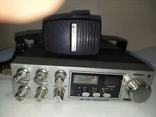 Nice Clean Am-Ssb President Grant Cb Radio With Cobra Dynamike Plus Microphone U
